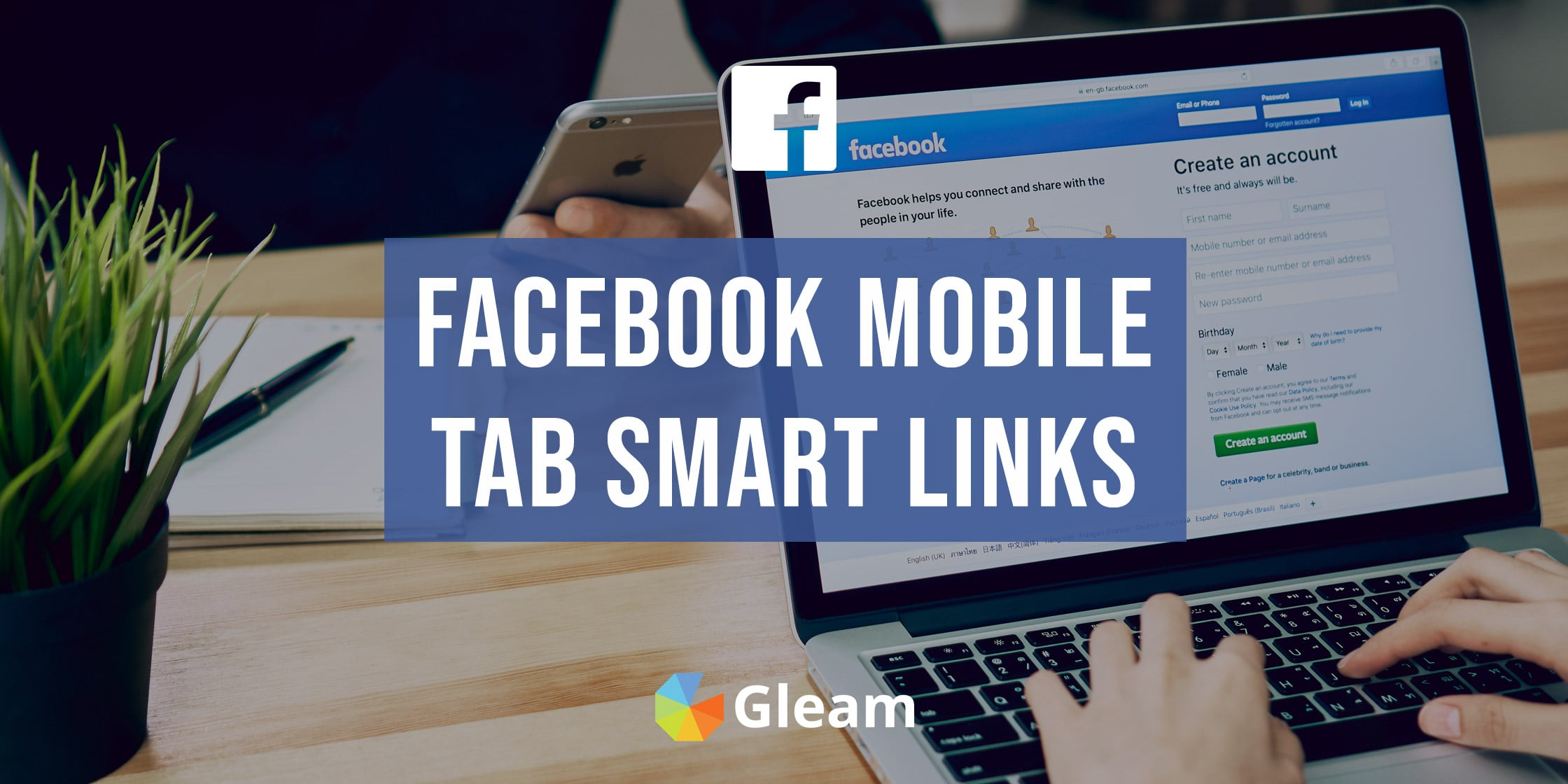 Introducing Facebook Mobile Tab Smart Links