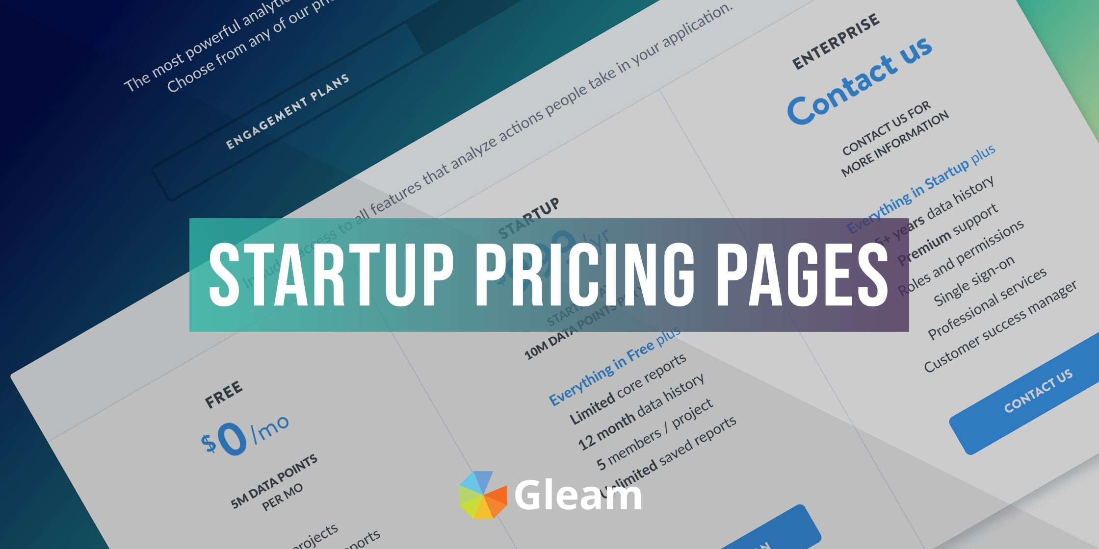 50 Startup Pricing Pages