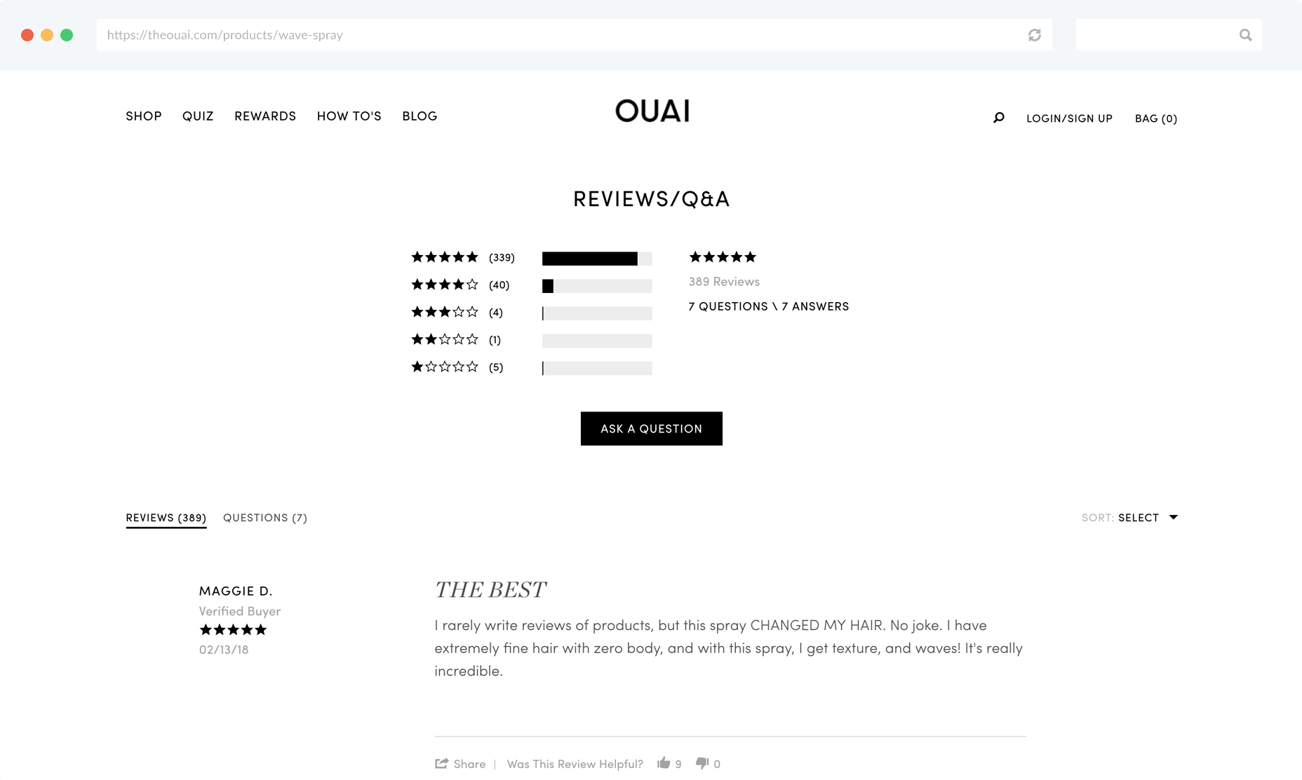 Yotpo's Embedded Product Reviews