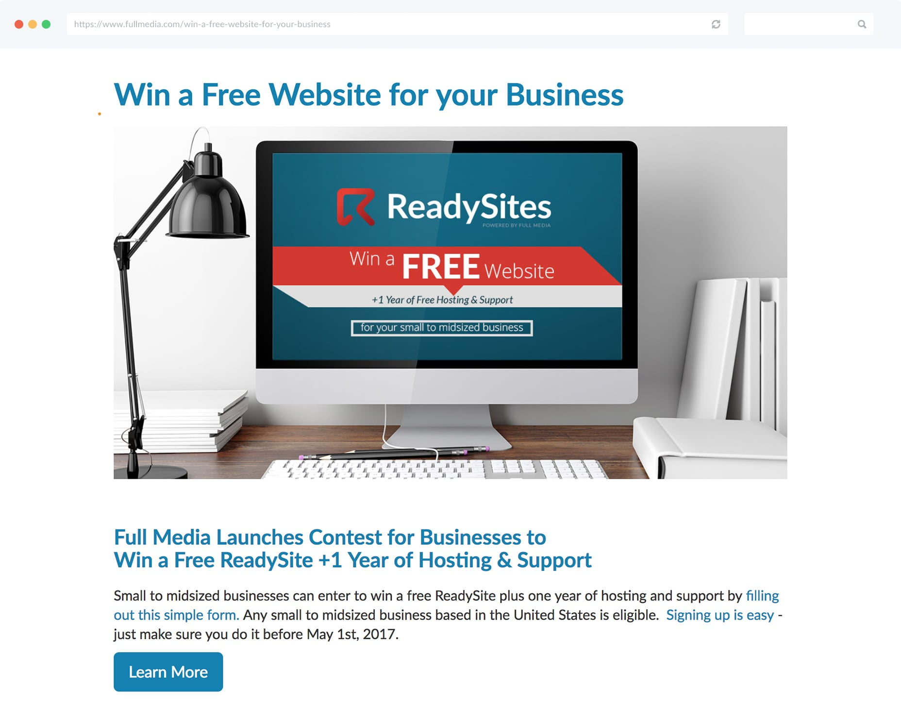 1b97a663145 ... designing graphics or anything else then offering your service for free  makes for a great prize which will promote your business and help you  generate a ...