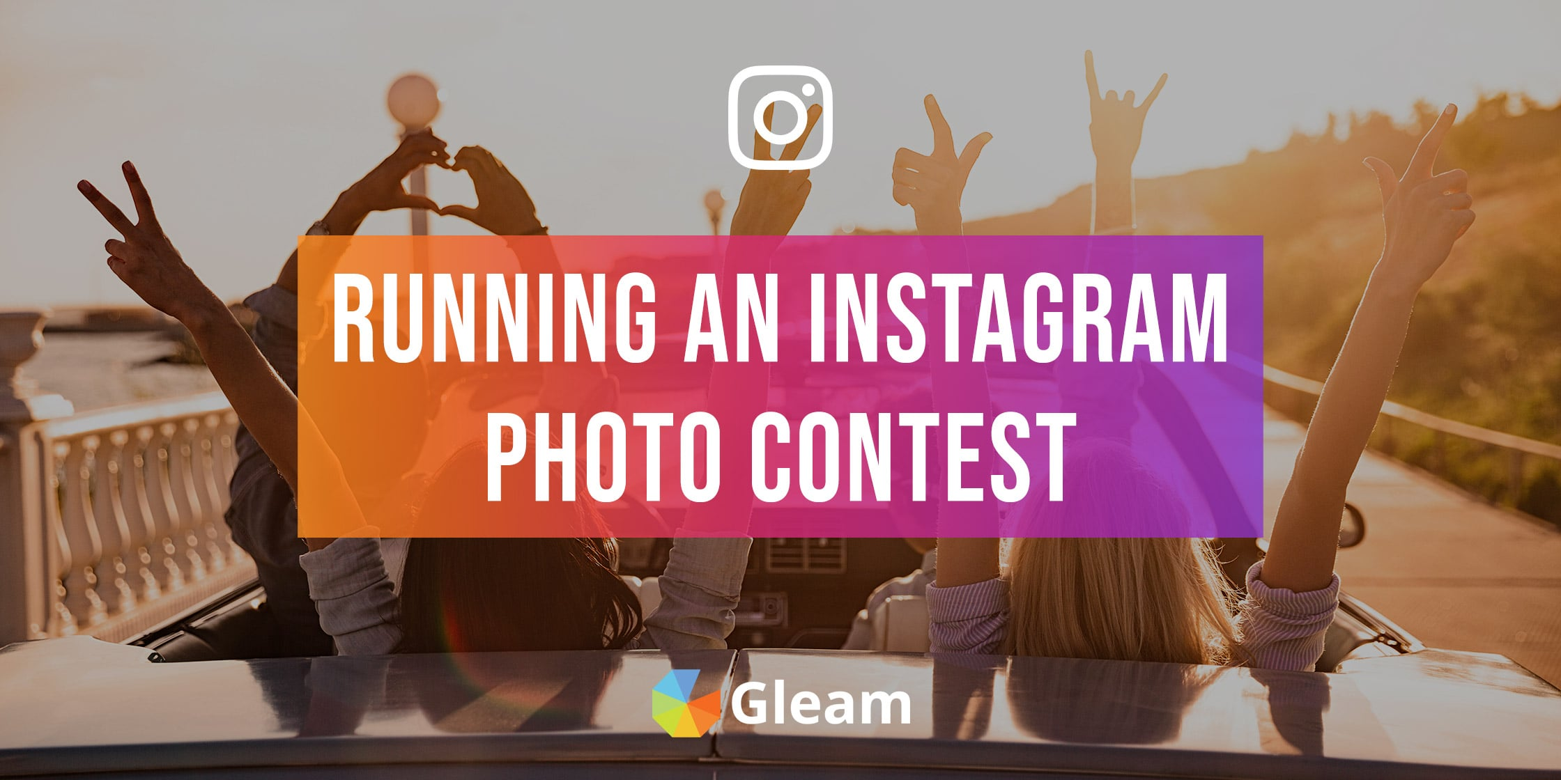 How To Run An Instagram Photo Contest