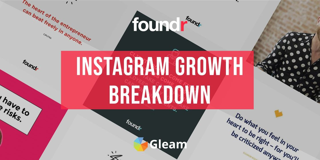 From 0 to 110k Instagram Followers In 5 Months: The Growth Story of Foundr