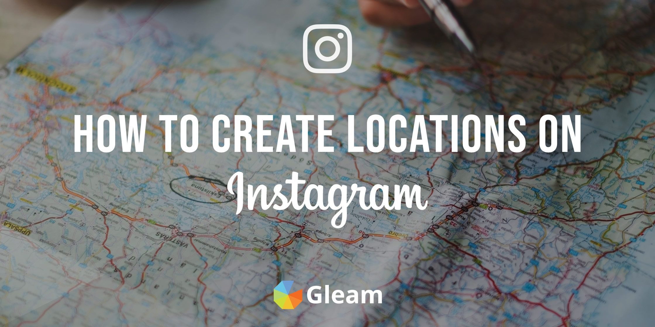 How to Create a New Location on Instagram