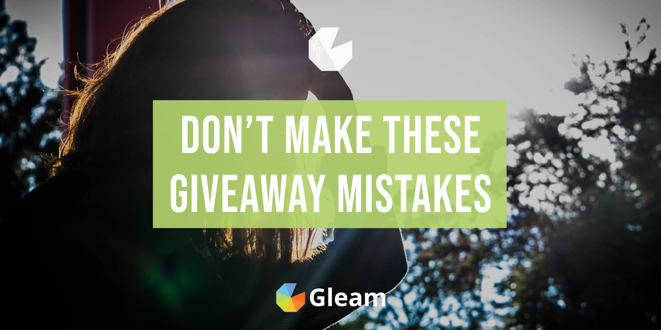 10 Common Mistakes Businesses Make With Their Giveaways