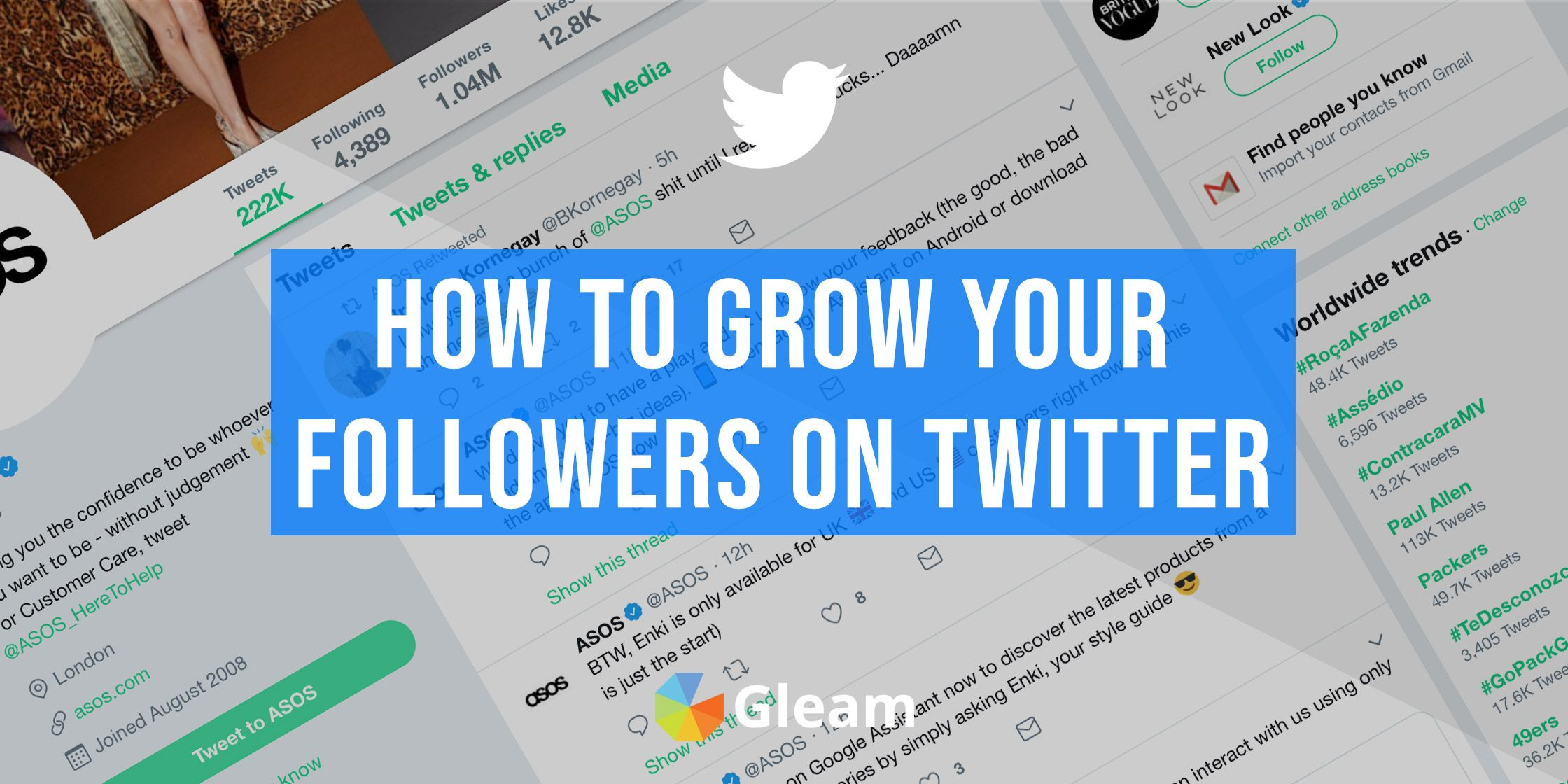 Grow Your Twitter Follower Numbers With These 40 Proven Tips