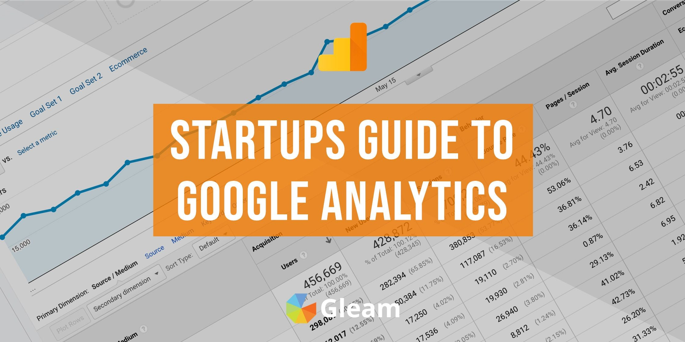 The Complete Guide to Setting up Google Analytics