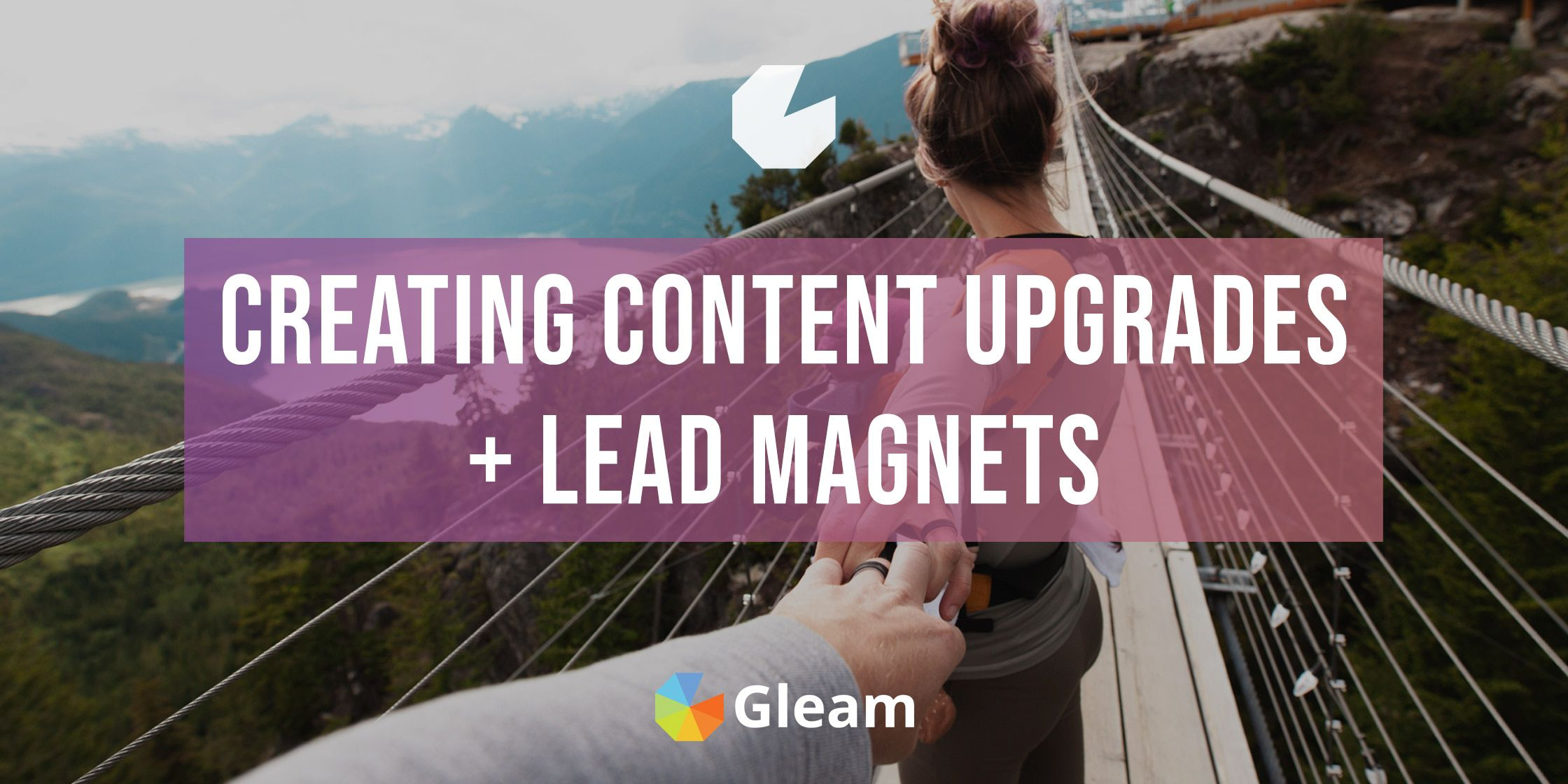 Create Content Upgrades or Lead Magnets Easily