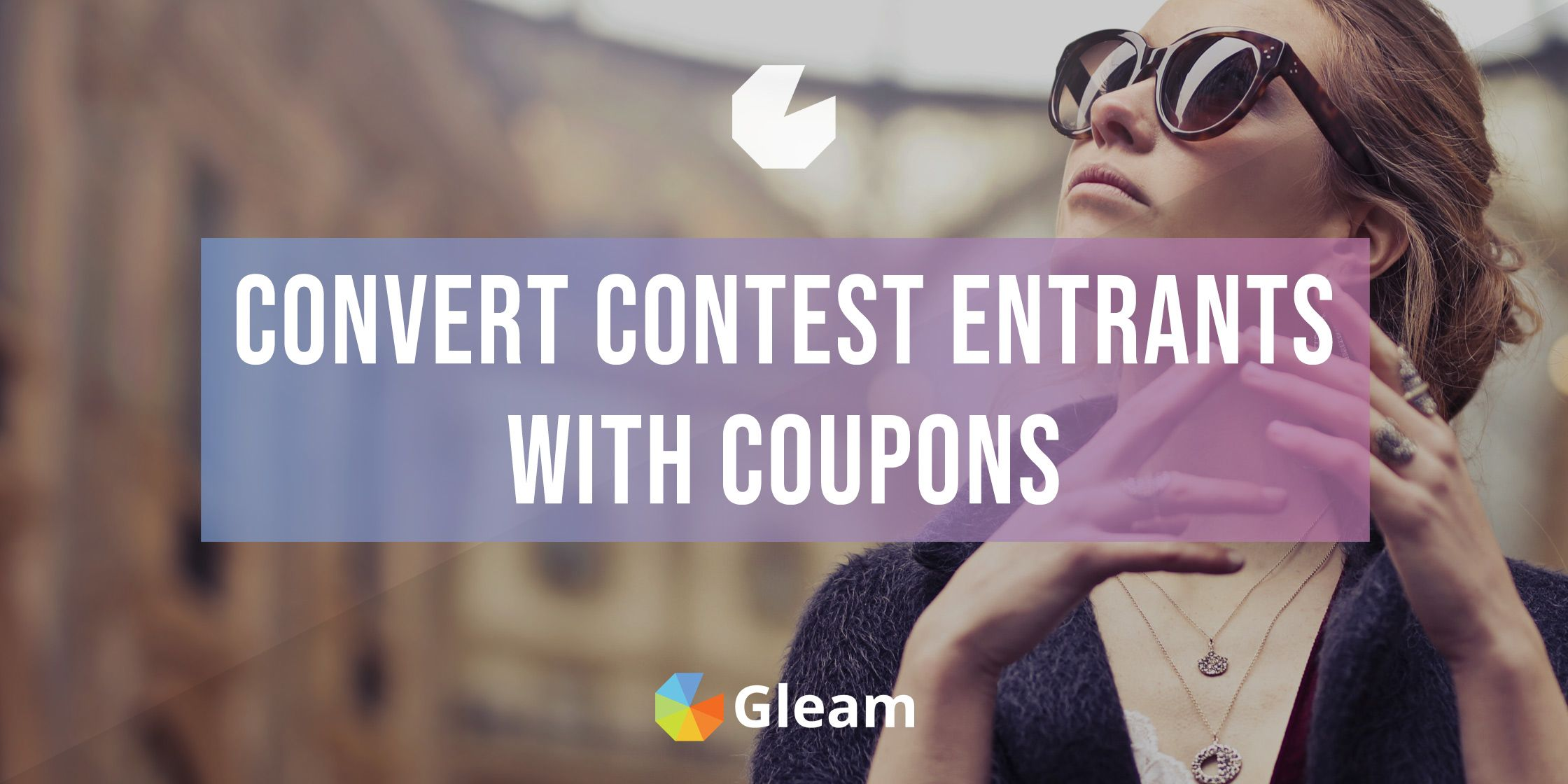 Using Coupons to Drive Sales From Contest Entrants