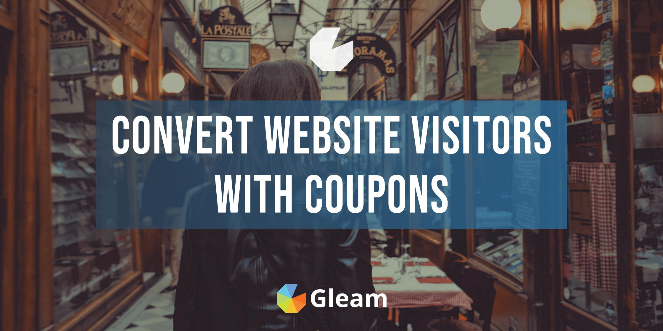 Using Coupons to Convert E-Commerce Visitors Into Customers