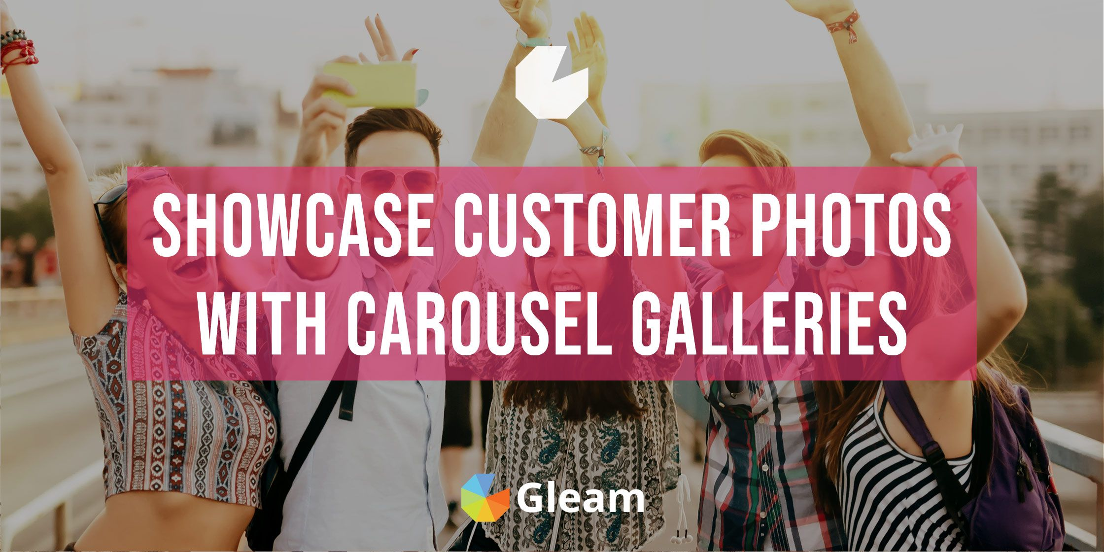 Showcase Your E-Commerce Community With Carousels
