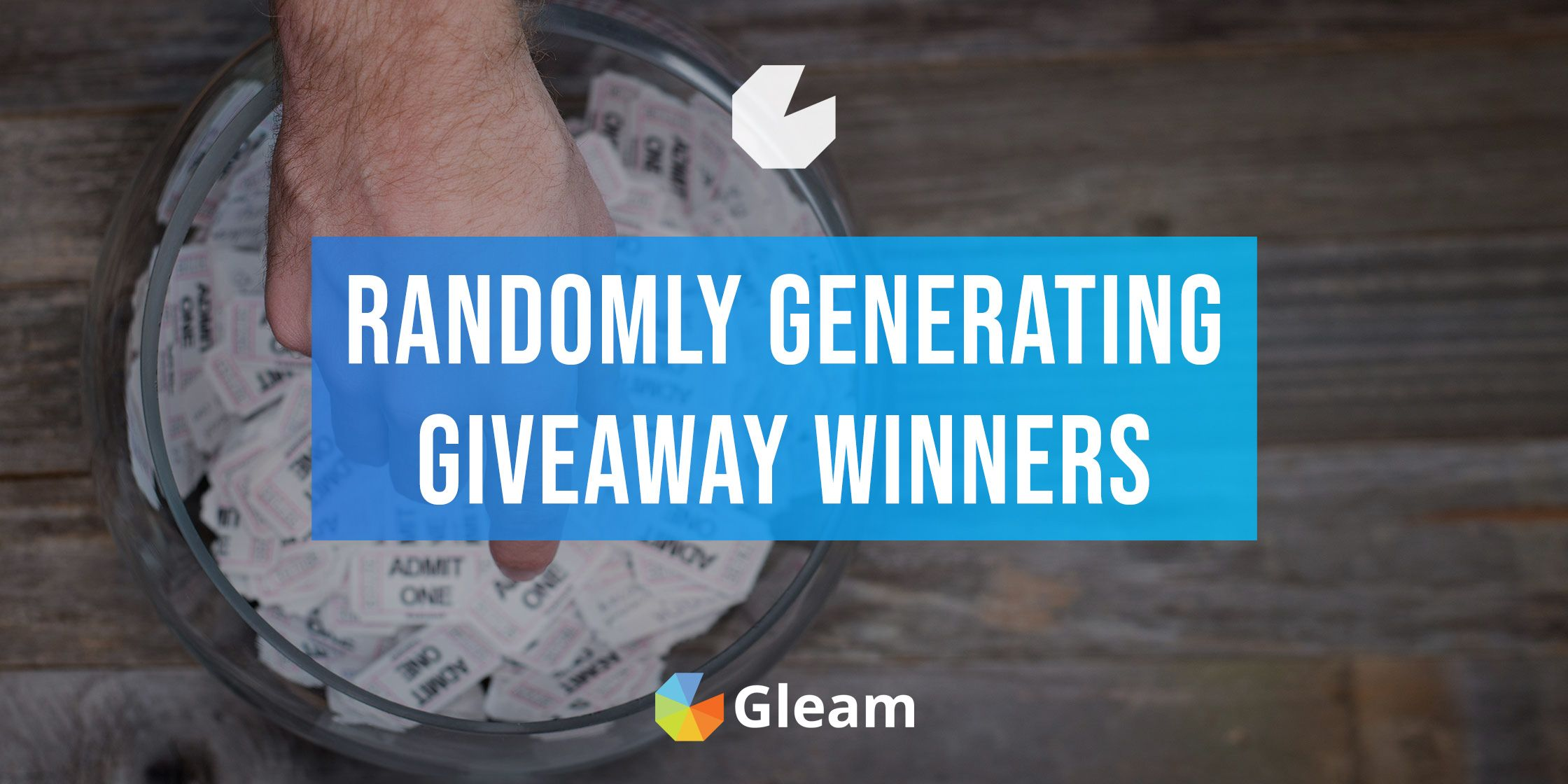How To Randomly Generate Winners For Your Giveaway