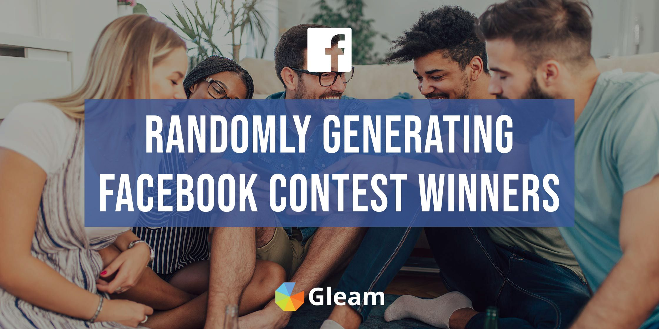 Randomly Generate Winners For Your Facebook Contest