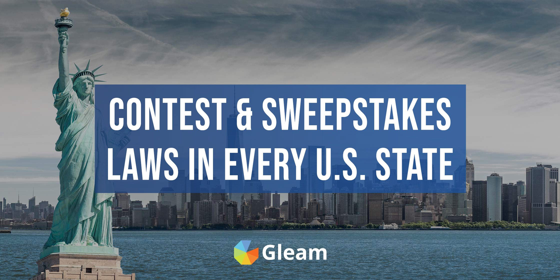 Contest & Sweepstakes Laws In Every U.S. State