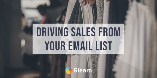 How to Increase Your Sales & Grow Your List Using Email Marketing