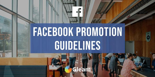 Facebook Promotion Guidelines (2021 Edition)